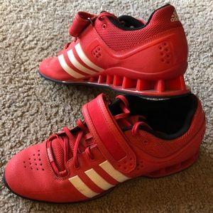 Adidas Adipower Weightlifting/Powerlifting Shoes